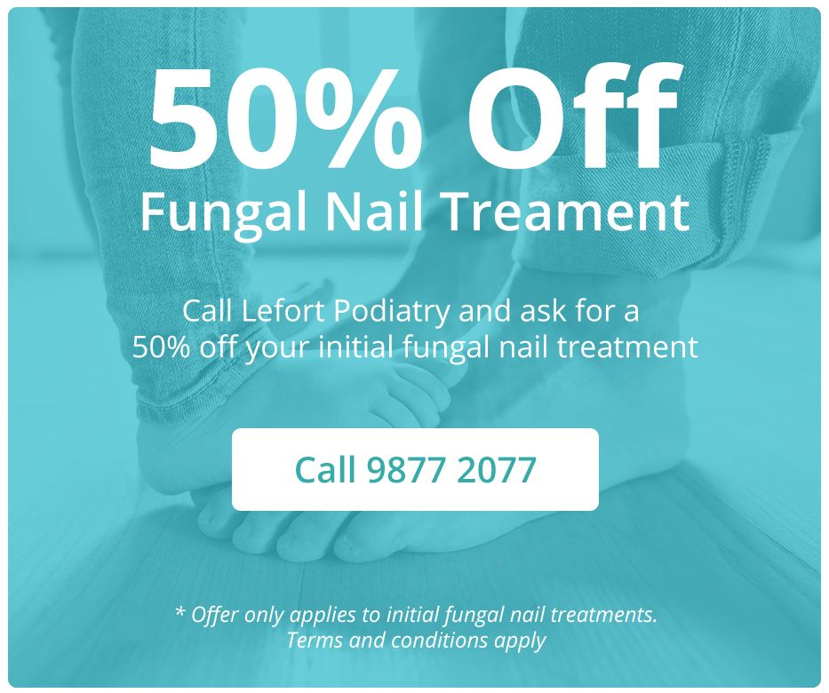 PACT Treatment for Fungal Nails | Lefort Podiatry Forest
